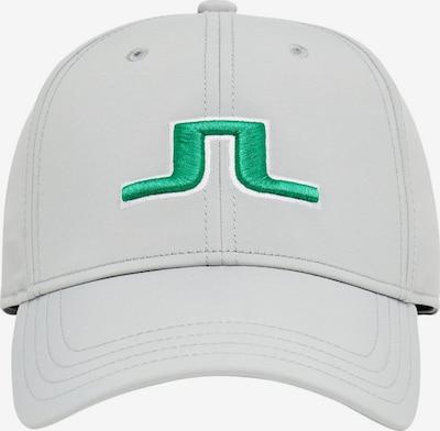 J.Lindeberg Cap in grün: Frontalansicht