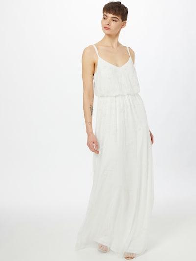 STAR NIGHT Suknia wieczorowa w kolorze białym, Podgląd na modelu(-ce)