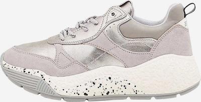ESPRIT Sneaker in puder / silber, Produktansicht