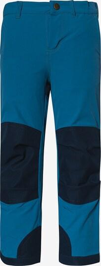 FINKID Outdoorhose in blau, Produktansicht