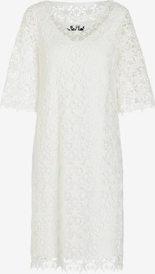 Ana Alcazar Robe ' Adna ' en blanc, Vue avec produit