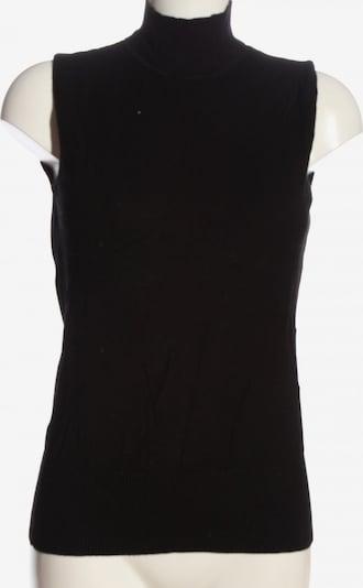 Biaggini Feinstrickpullunder in M in schwarz, Produktansicht