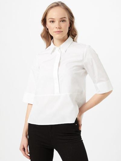 Someday Blouse 'Zarbene' in White, View model