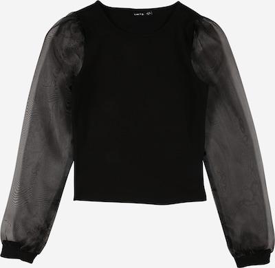 LMTD Shirt 'FRUFF' in schwarz, Produktansicht