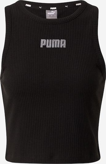Sportiniai marškinėliai be rankovių iš PUMA, spalva – juoda, Prekių apžvalga