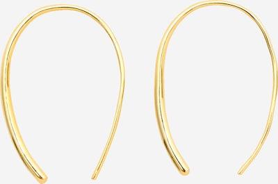 EDITED Boucles d'oreilles 'Estella' en or, Vue avec produit