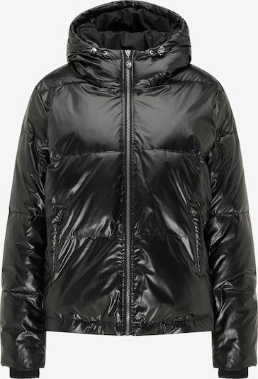 myMo ROCKS Winterjas 'Rocks' in de kleur Zwart, Productweergave