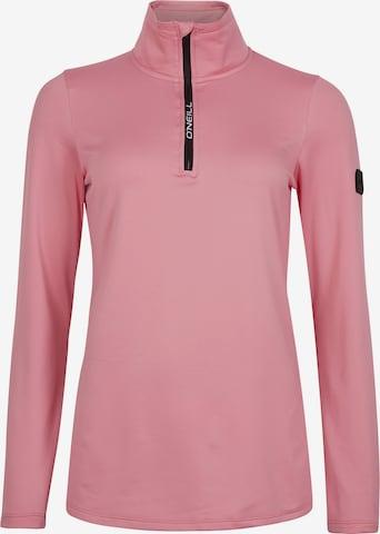 O'NEILLTehnička flis jakna 'Clime' - roza boja