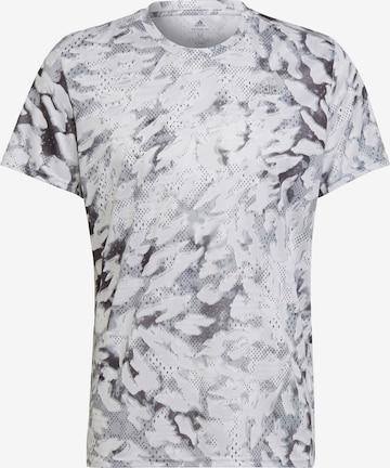 ADIDAS PERFORMANCE Shirt in Grau