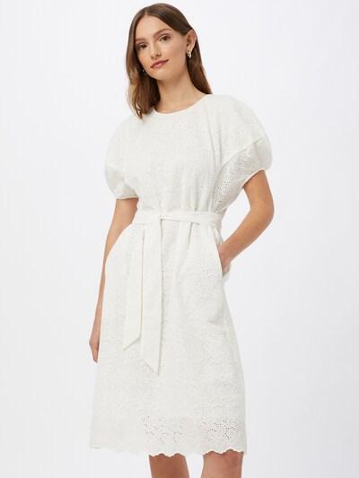 Paisie Kleid 'Palais' in weiß, Modelansicht
