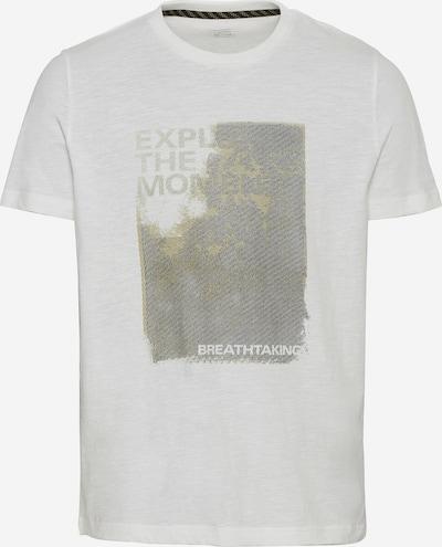 CAMEL ACTIVE T-Shirt in weiß, Produktansicht