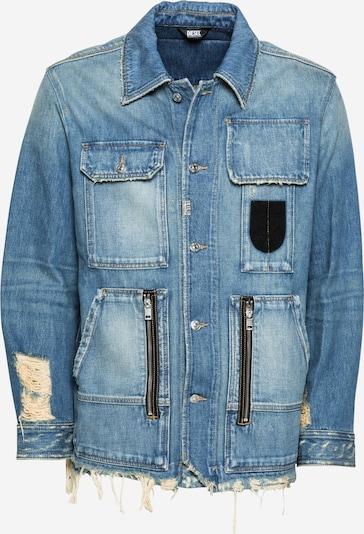 DIESEL Přechodná bunda 'SERLE' - modrá džínovina, Produkt