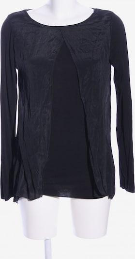 iSilk Longshirt in S in schwarz, Produktansicht