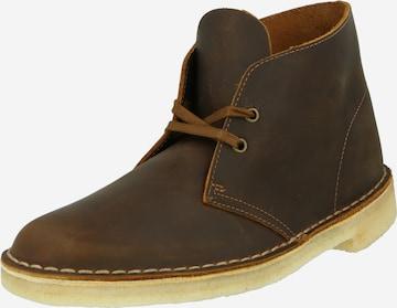 Boots chukka 'Desert' di Clarks Originals in marrone