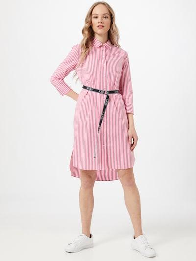 JOOP! Kleid 'Dafina' in pink / weiß, Modelansicht