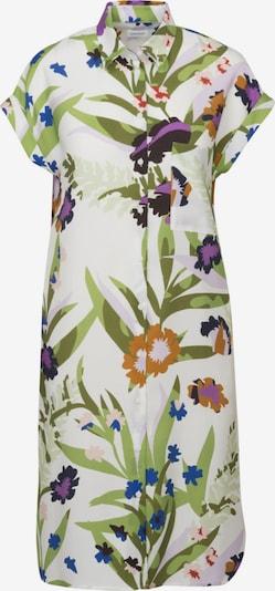 SEIDENSTICKER Robe-chemise ' Schwarze Rose ' en bleu / vert / violet / orange / blanc, Vue avec produit