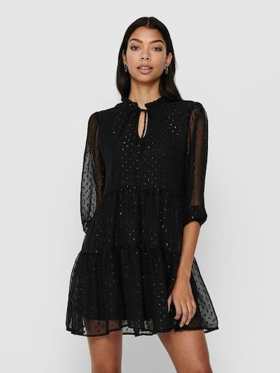 JACQUELINE de YONG Robe de cocktail 'AROA' en noir, Vue avec modèle