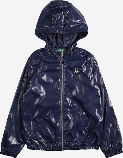 UNITED COLORS OF BENETTON Jacke in nachtblau, Produktansicht