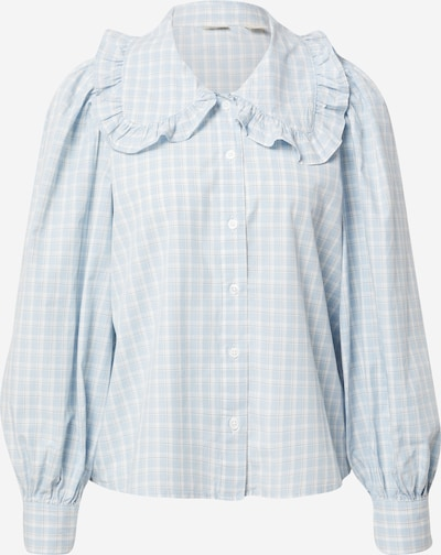 LEVI'S Μπλούζα 'EMILIE' σε γαλάζιο / λευκό, Άποψη προϊόντος