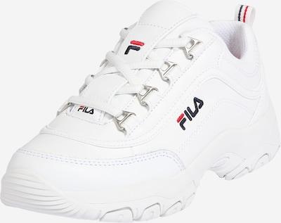 FILA Brīvā laika apavi 'Low Strada' melns / balts, Preces skats