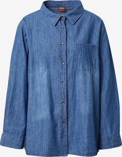 Cotton On Halenka - modrá džínovina, Produkt