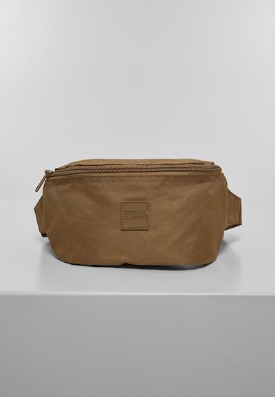 Urban Classics Heuptas 'Hip Bag' in de kleur Beige: Vooraanzicht