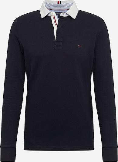 TOMMY HILFIGER Pullover 'ICONIC RUGBY' in dunkelblau, Produktansicht