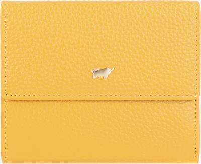 Braun Büffel Portemonnaie 'Asti' in gelb, Produktansicht