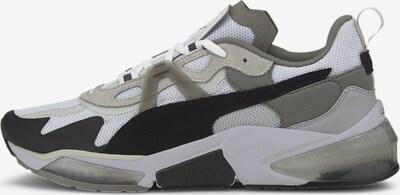 PUMA Sportschoen in de kleur Grijs / Zwart / Wit, Productweergave