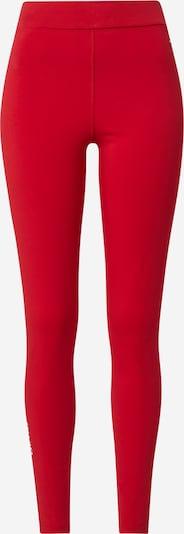 TOMMY HILFIGER Leggings en bleu marine / rouge feu / blanc, Vue avec produit