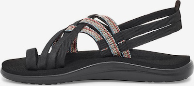TEVA Sandale in schwarz, Produktansicht