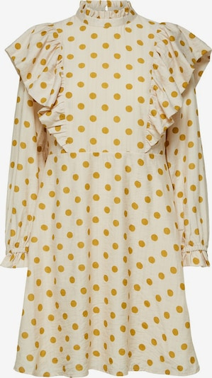 SELECTED FEMME Kleid 'Prairie' in beige / gelb: Frontalansicht