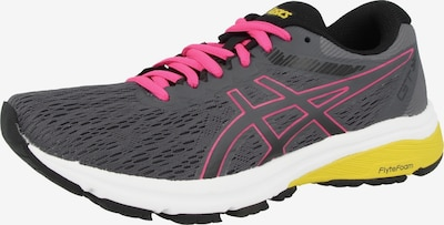 ASICS Laufschuh 'GT-800' in gelb / graphit / pink, Produktansicht