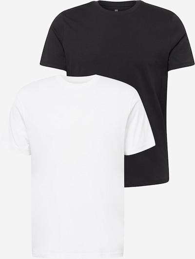 OVS Tričko - antracitová / biela, Produkt