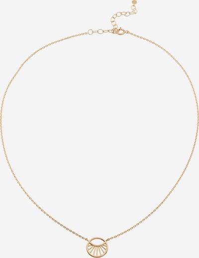 Pernille Corydon Jewellery Chaîne 'Daylight' en or, Vue avec produit