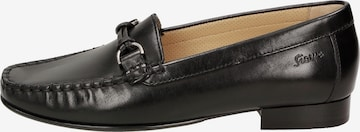 SIOUX Moccasins in Black