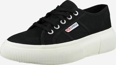 SUPERGA Sneaker 'Cotu' in schwarz, Produktansicht