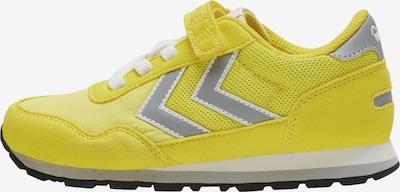 Hummel Sneakers in de kleur Geel / Grijs / Wit, Productweergave