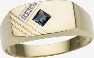 FIRETTI Diamantring in gold, Produktansicht