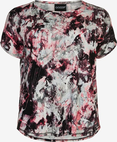 GOZZIP T-Shirt 'Gitte' in mischfarben, Produktansicht