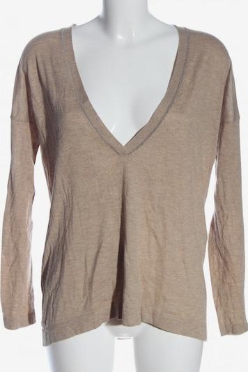 S.OLIVER PREMIUM V-Ausschnitt-Pullover in M in wollweiß, Produktansicht