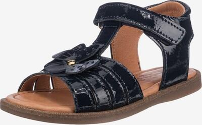 BISGAARD Sandalen in dunkelblau, Produktansicht