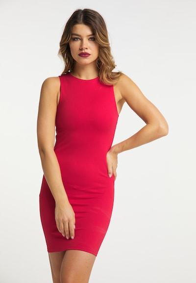faina Kleid in pink, Modelansicht