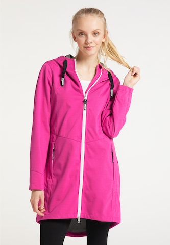 myMo ATHLSR Raincoat in Pink