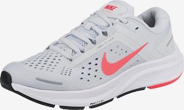 Chaussure de course NIKE en gris