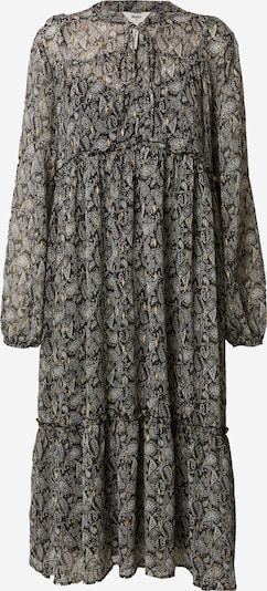 OBJECT Kleid 'Violetta' in gold / grau / schwarz, Produktansicht