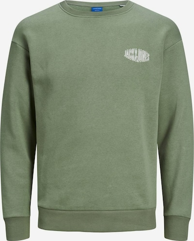 JACK & JONES Sweatshirt in pastellgrün, Produktansicht