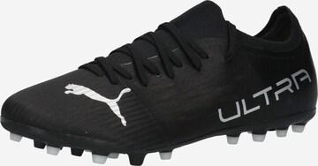 Chaussure de foot 'Ultra' PUMA en noir