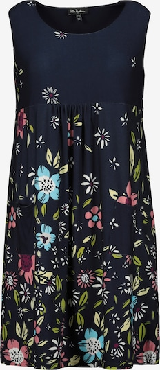 Ulla Popken Jerseykleid in marine, Produktansicht