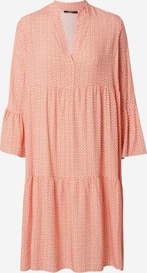 ZABAIONE Kleid 'Anna' in pfirsich / weiß, Produktansicht